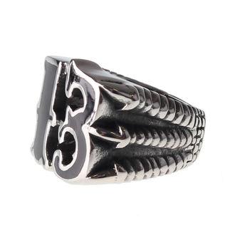 ETNOX gyűrű - Big Black 13, ETNOX