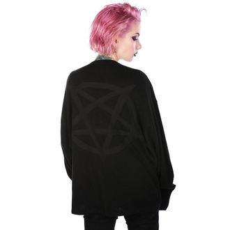 DISTURBIA női pulóver - Pentagram, DISTURBIA