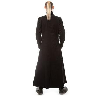 Férfi kabát POIZEN INDUSTRIES - NEO - FEKETE, POIZEN INDUSTRIES