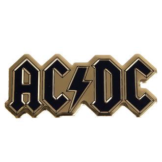 AC/DC kis matrica (fém) - Logo, C&D VISIONARY, AC-DC