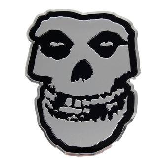 Misfits kis matrica (fém) - Skull, C&D VISIONARY, Misfits