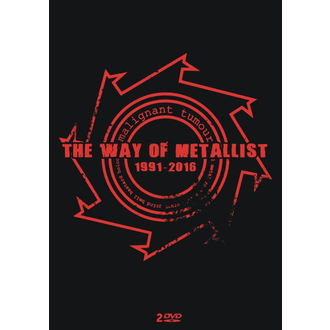 Malignant Tumour DVD  - The Way Of Metallist, NNM, Malignant Tumour