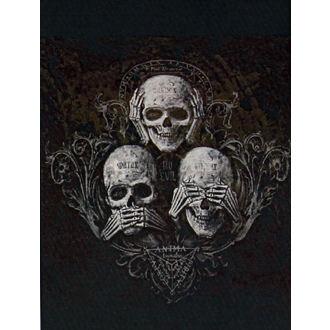 ALCHEMY GOTHIC takaró - Nevermore No Evil, ALCHEMY GOTHIC