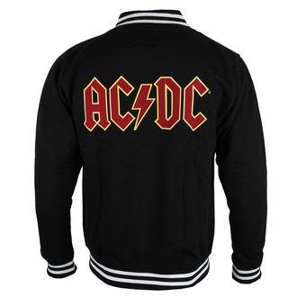 pulóver (kapucni nélkül) férfi AC-DC - Classic Logo - ROCK OFF, ROCK OFF, AC-DC