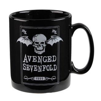 Avenged Sevenfold bögre - ROCK OFF, ROCK OFF, Avenged Sevenfold