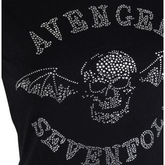 metál póló női Avenged Sevenfold - Deathbat - ROCK OFF, ROCK OFF, Avenged Sevenfold