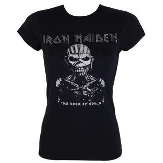 metál póló női Iron Maiden - The Book Of Souls - ROCK OFF, ROCK OFF, Iron Maiden