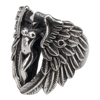 INOX gyűrű - Wing, INOX
