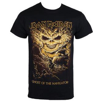 metál póló férfi Iron Maiden - Ghost of the Navigator - ROCK OFF - IMTEE56MB
