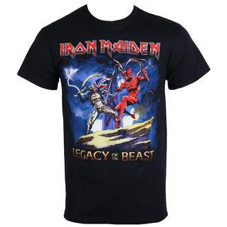 metál póló férfi Iron Maiden - Legacy Beast Fight - ROCK OFF