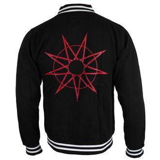 pulóver (kapucni nélkül) férfi Slipknot - LOGO & 9 POINT STAR - ROCK OFF, ROCK OFF, Slipknot