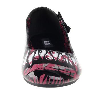 balerina cipők női - Wolfbeater - IRON FIST, IRON FIST