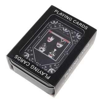 KISS kártyák - Casino Quality, Kiss
