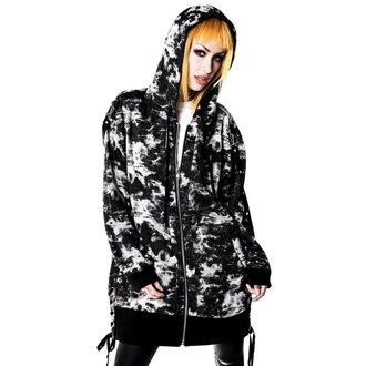kapucnis pulóver női unisex - Inferno - KILLSTAR, KILLSTAR