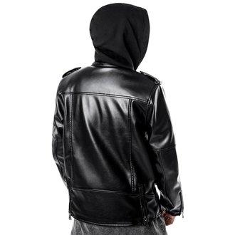 bőrdzseki - Ryder Moto Biker - KILLSTAR, KILLSTAR