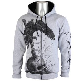 kapucnis pulóver férfi - Win or Die - ALISTAR, ALISTAR