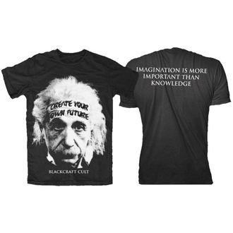 póló férfi - Einstein - BLACK CRAFT, BLACK CRAFT