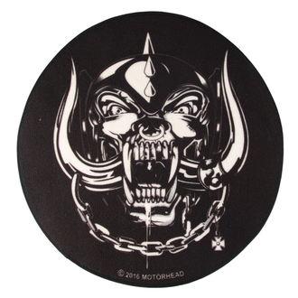 Motörhead szőnyeg - Warpig Logo - ROCKBITES, Rockbites, Motörhead