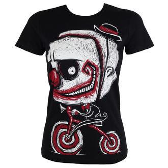 hardcore póló női - Creep The Clown - Akumu Ink, Akumu Ink