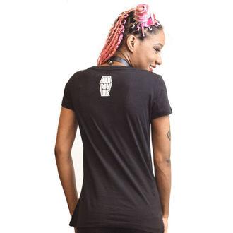 hardcore póló női - Bone Collector - Akumu Ink, Akumu Ink