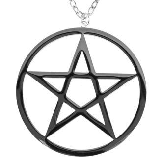 ETNOX nyaklánc - Big Plain Pentagram, ETNOX