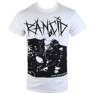 metál póló férfi Rancid - Sick World - Buckaneer, Buckaneer, Rancid