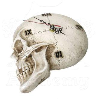 ALCHEMY GOTHIC óra - Tempore Mortis Skull, ALCHEMY GOTHIC