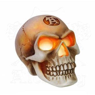ALCHEMY GOTHIC dekoráció - LED Skull, ALCHEMY GOTHIC