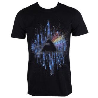 metál póló férfi Pink Floyd - DSOTM Blue Splatter - ROCK OFF, ROCK OFF, Pink Floyd