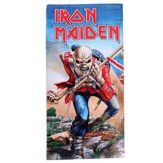 Iron Maiden The Trooper törölköző