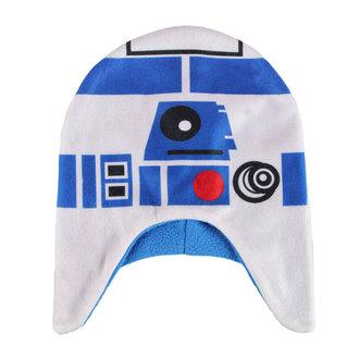 Star Wars beanie sapka - R2-D2 Face, NNM