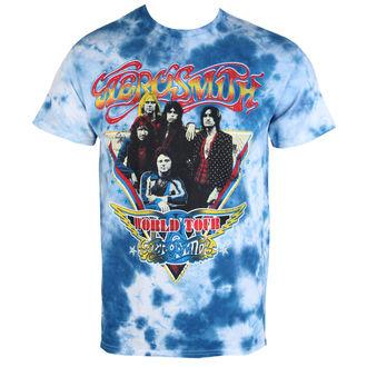 tričko pánské Aerosmith - World Tour Triangle - BAILEY, BAILEY, Aerosmith