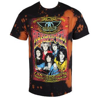 metál póló férfi Aerosmith - Worldtour - BAILEY, BAILEY, Aerosmith