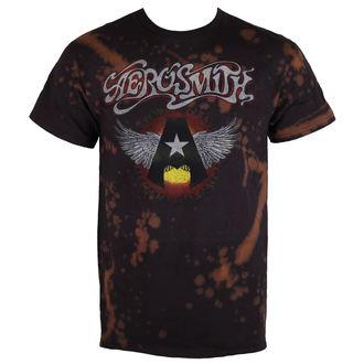 metál póló férfi Aerosmith - Flying A - BAILEY, BAILEY, Aerosmith