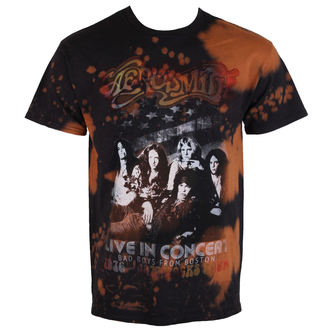 tričko pánské Aerosmith - Bad Boys Boston - BAILEY, BAILEY, Aerosmith