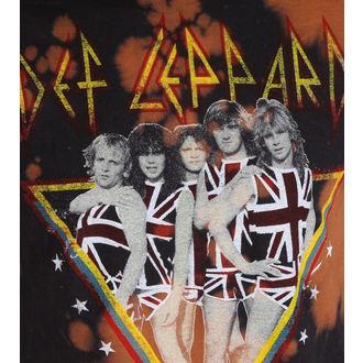 metál póló férfi Def Leppard - 1983 Tour - BAILEY, BAILEY, Def Leppard