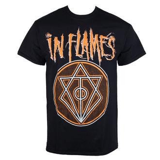 metál póló férfi In Flames - Vintage circle - NUCLEAR BLAST, NUCLEAR BLAST, In Flames