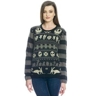 Nightmare Before Christmas női pulóver  - XMAS - NPO33831