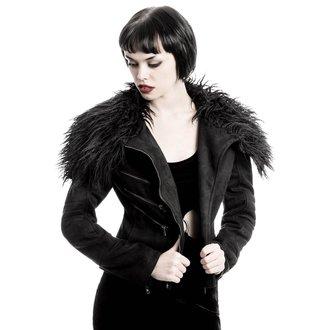 tavaszi/őszi dzseki női - Selene Fur Biker - KILLSTAR, KILLSTAR