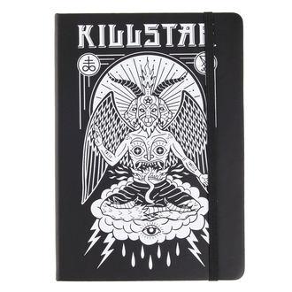 KILLSTAR jegyzettömb - In Like Sin - KIL511