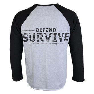 póló férfi - Zombie Defend Survive - ALISTAR, ALISTAR