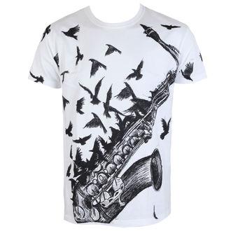 póló férfi - Sax&Crows - ALISTAR, ALISTAR