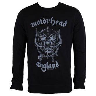 pulóver (kapucni nélkül) férfi Motörhead - ENGLAND - AMPLIFIED, AMPLIFIED, Motörhead