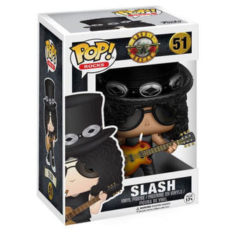 Akció figura -  Guns N' Roses - Slash - POP!, Guns N' Roses
