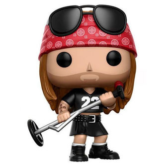 Akció figura -  Guns N' Roses - Axl Rose, POP, Guns N' Roses
