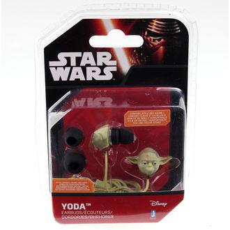 fülhallgató Star Wars - Yoda - Zöld, NNM