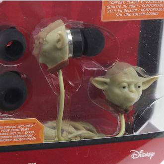 fülhallgató Star Wars - Yoda - Zöld