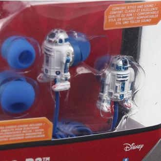 fejhallgató Star Wars - R2-D2 - Wht / Kék