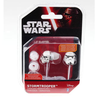 fülhallgató Star Wars - Stormtrooper - Wht, NNM