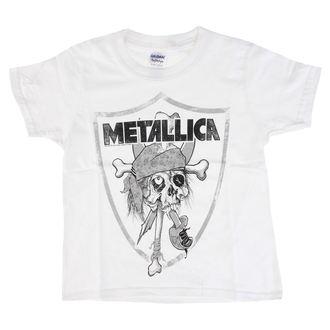 metál póló férfi gyermek Metallica - Pirate -, Metallica